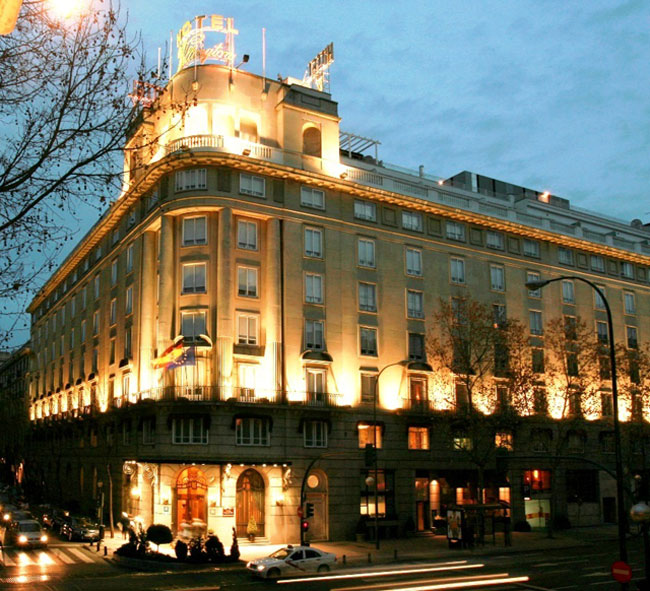 Hotel wellington madrid hotel de lujo en madrid for Hoteles vanguardistas en madrid